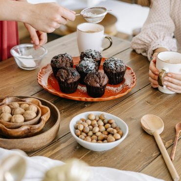 A Brief History of Hazelnuts